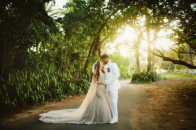 013celebrity wedding in puerto rico amber loren ridinger wedding destination wedding in puerton rico1