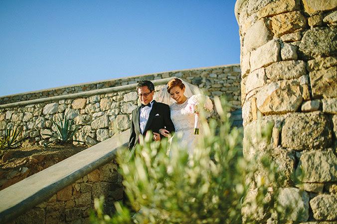 103wedding in mykonos royal myconian Mykonos wedding1