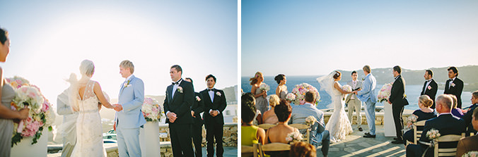 107wedding in mykonos royal myconian Mykonos wedding1