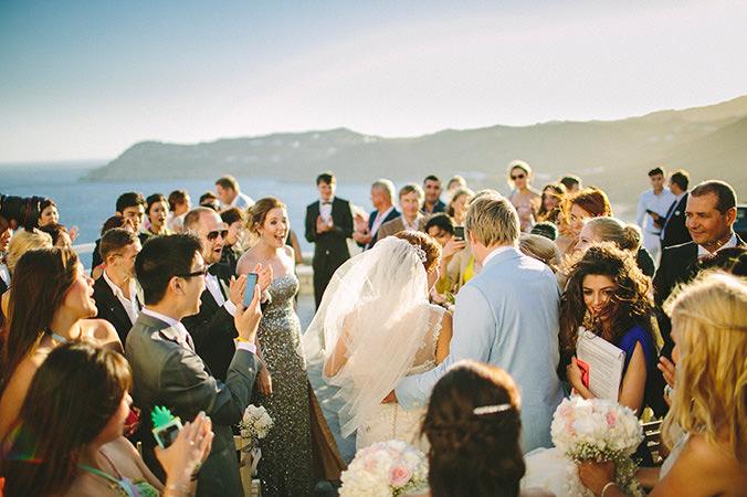 121wedding in mykonos royal myconian Mykonos wedding1