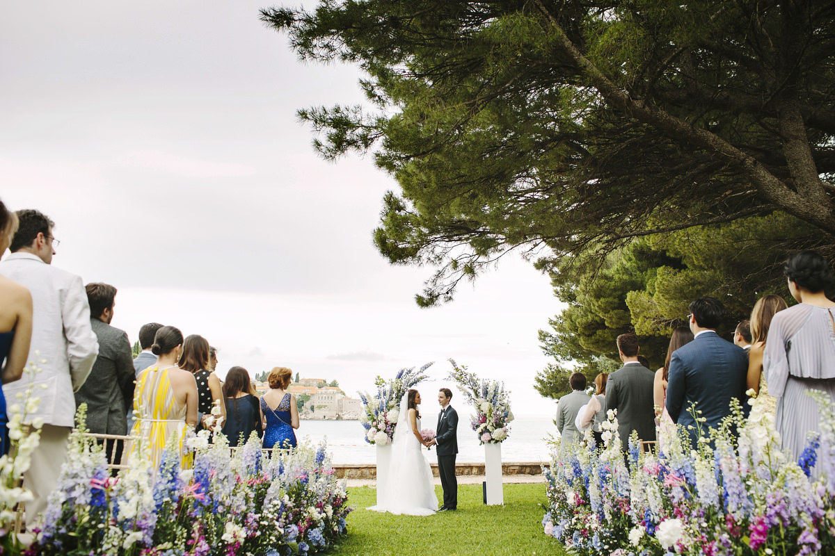 0088 001 wedding in montenegro aman hotel montenegro wedding at sveti stefan lavenda and rose wedding