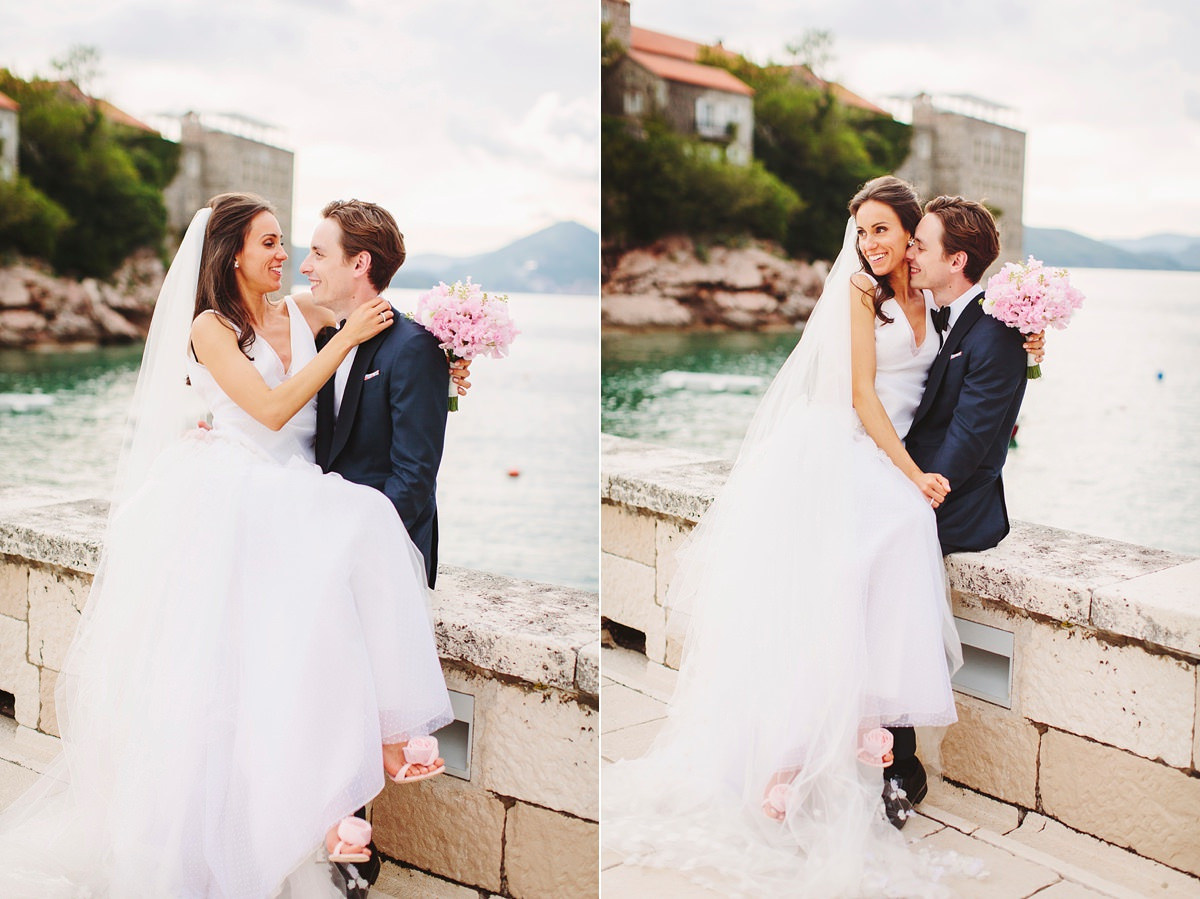 0115 001 wedding in montenegro aman hotel montenegro wedding at sveti stefan lavenda and rose wedding