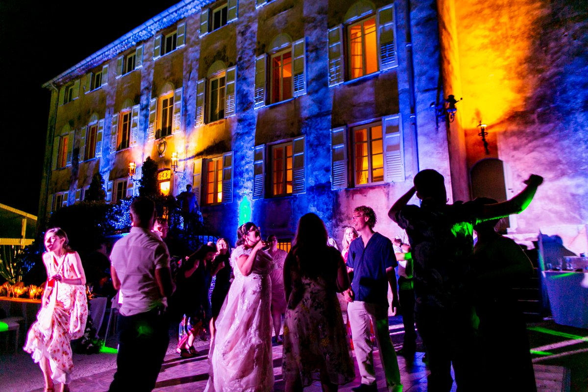 164 wedding in south of france