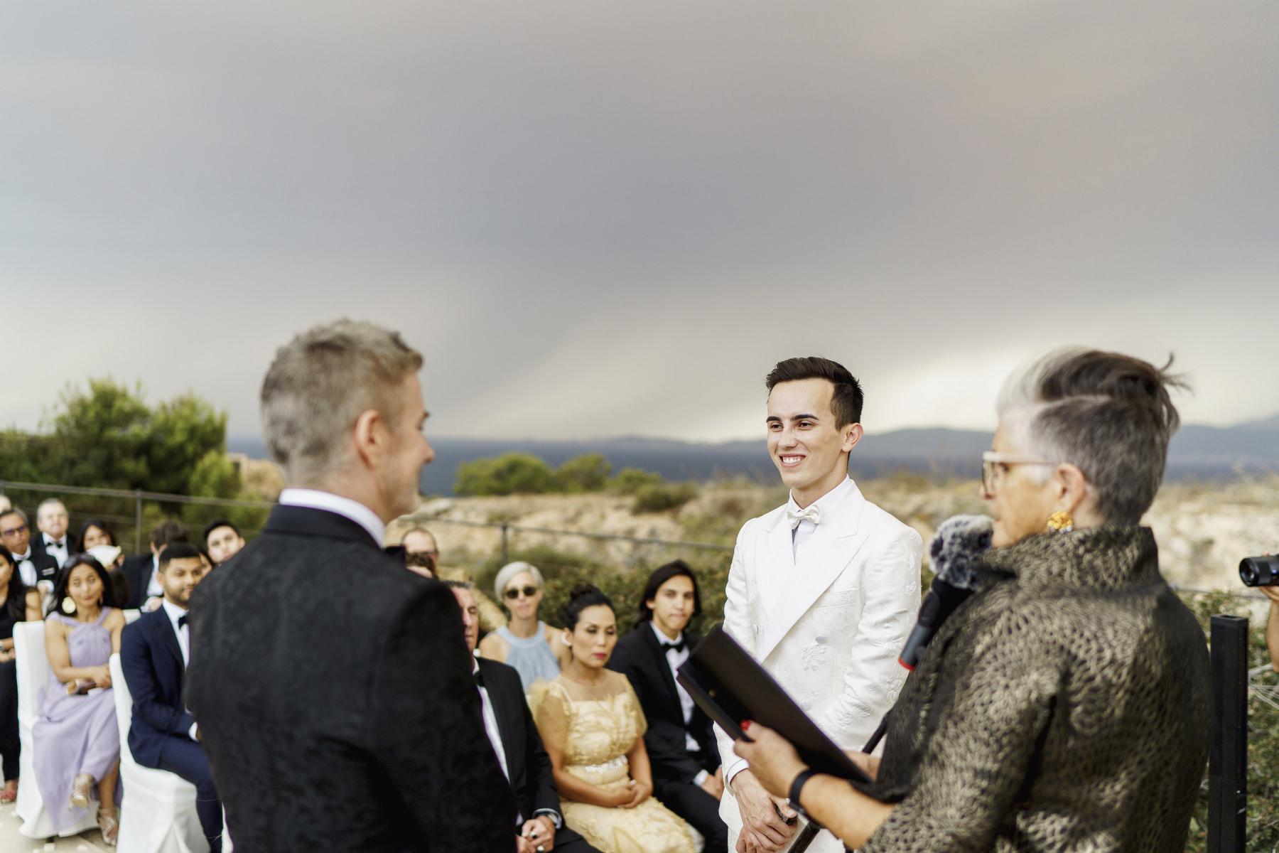 0083 cap rocat wedding