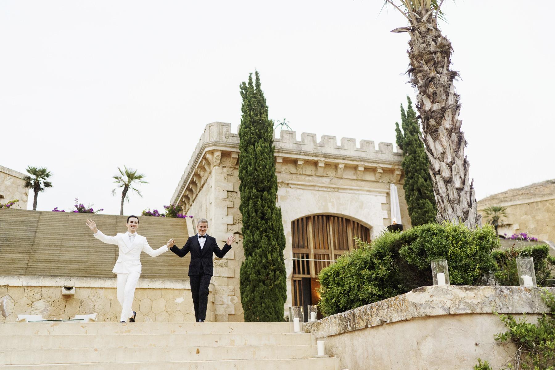 0134 cap rocat wedding